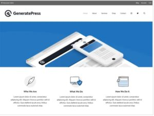 generate pass wordpress theme